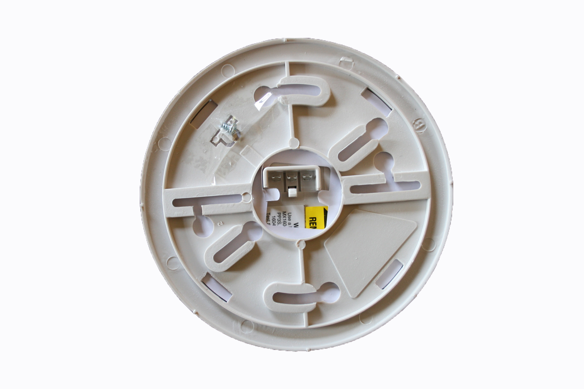 Dicon BRK 670MBX Mains Powered Smoke Alarm with 9v Battery